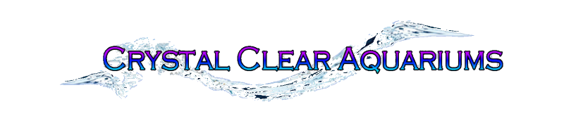 Crystal Clear Aquariums Logo